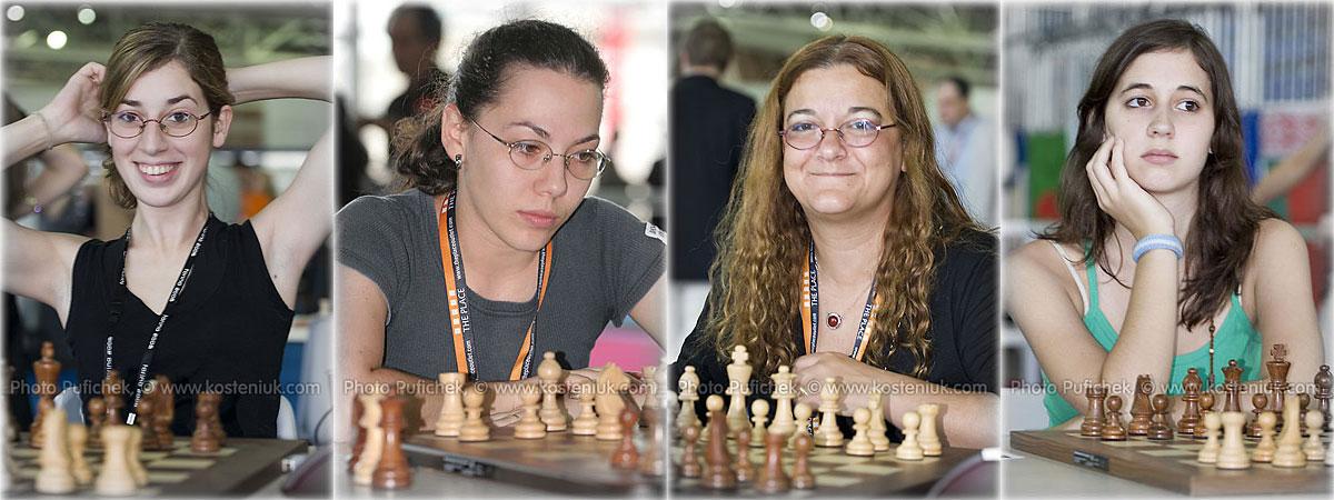 argentina Las mujeres también juegan al ajedrez