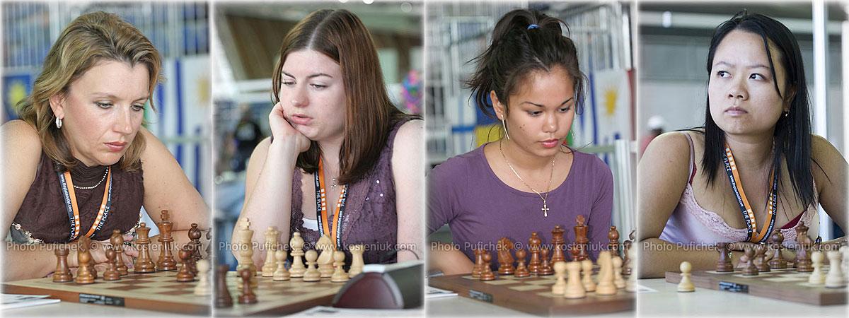 australia Las mujeres también juegan al ajedrez