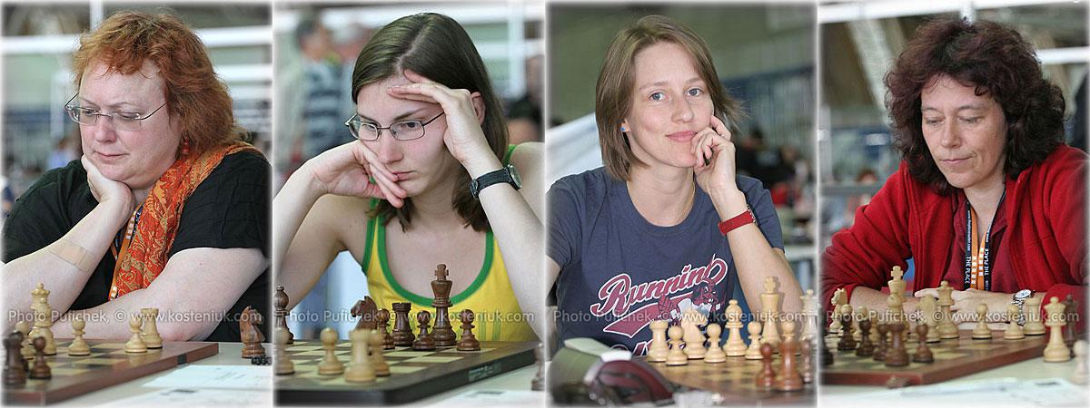 austria Las mujeres también juegan al ajedrez