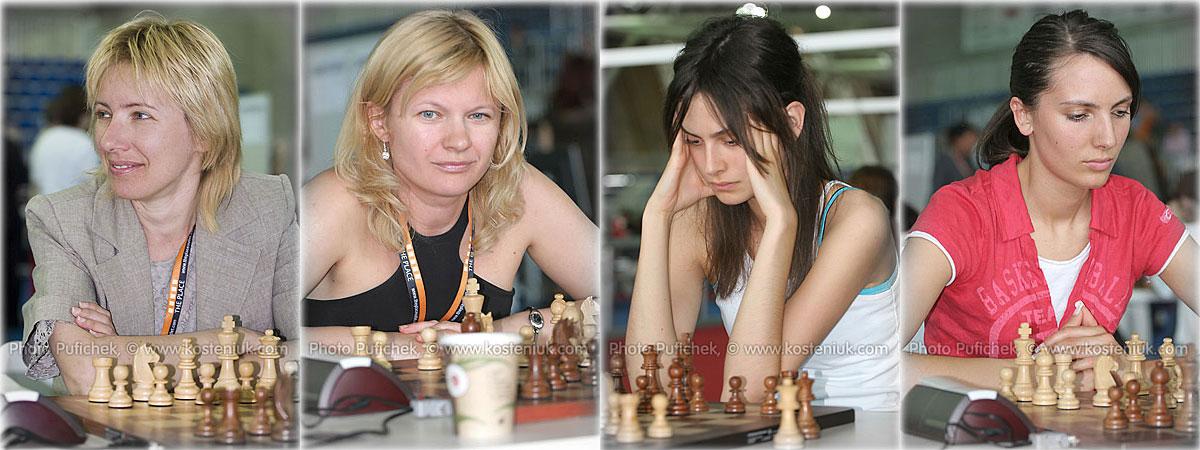 bosniaherzegovina Las mujeres también juegan al ajedrez