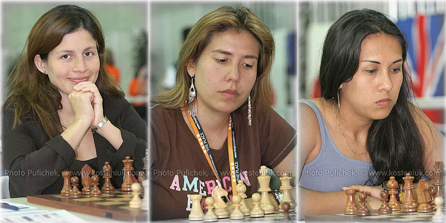 ecuador Las mujeres también juegan al ajedrez