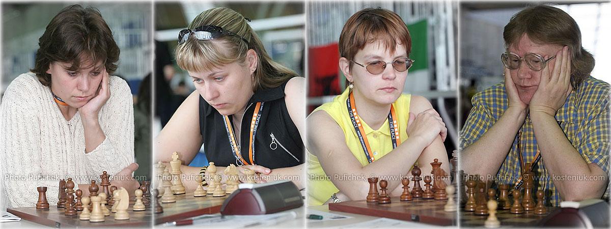 estonia Las mujeres también juegan al ajedrez