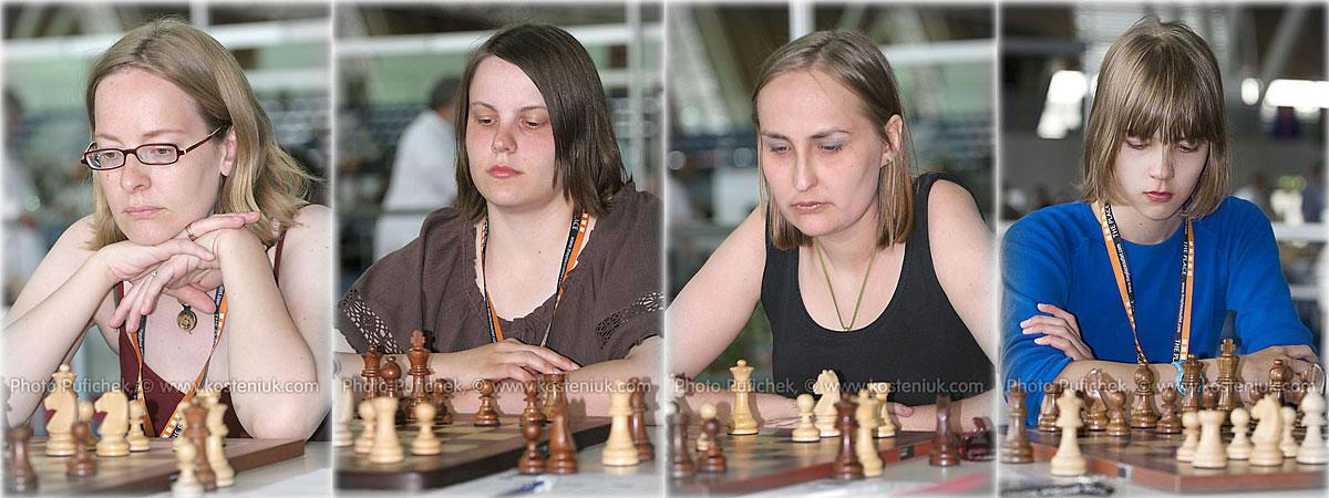 finland Las mujeres también juegan al ajedrez