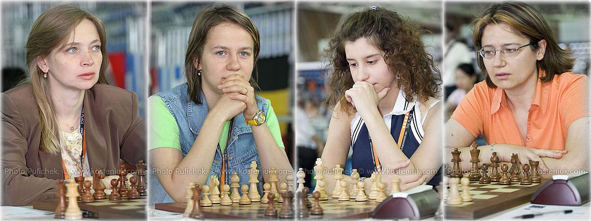 italyA Las mujeres también juegan al ajedrez
