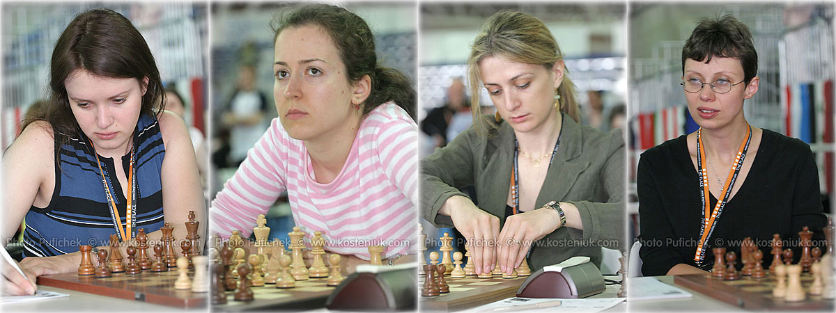 usa Las mujeres también juegan al ajedrez